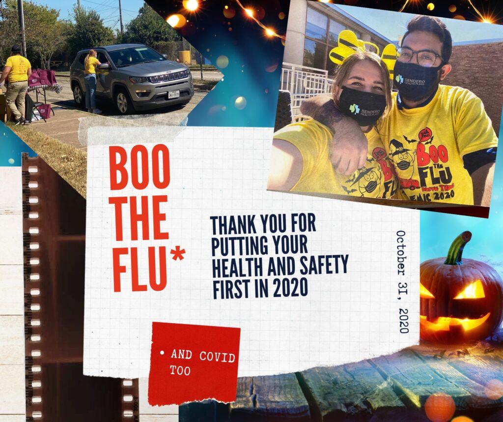 Boo la gripe